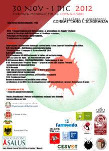 Colucci AIDS 2012 finale